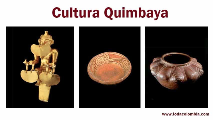 Quimbayas Cerámica Y Orfebrería De La Cultura Quimbaya