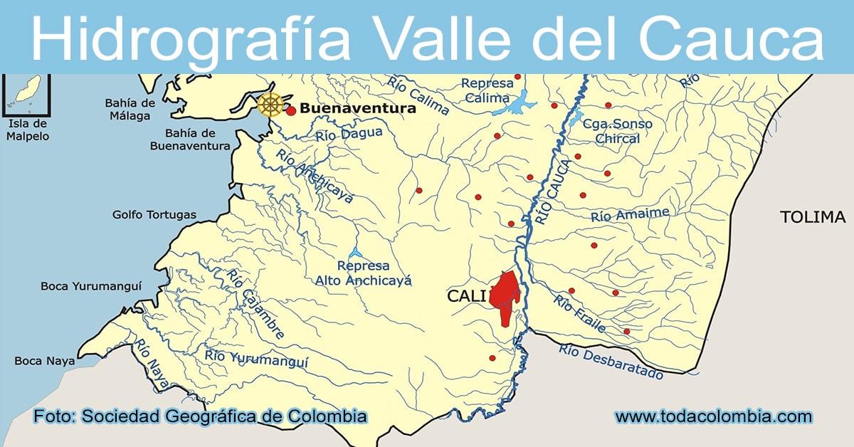 Picture of: Hidrografia Del Valle Del Cauca Hidrografia Departamento Del Valle Del Cauca Colombia