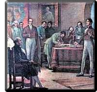 Junta de gobierno 20 de julio de 1810