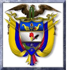 Símbolos Patrios De Colombia Escudo De Colombia Bandera